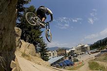 Dakine is hooking someone up! Win a Whistler Bike Park Season's Pass!