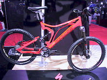 Specialized at Interbike