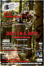 14th Annual Bear Mtn Challenge - Mission BC