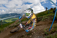 Leogang WC Day 1 Practice Photos