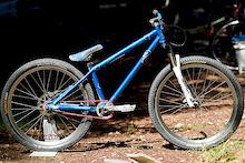Reece Wallace's Chromag Monk: Bike Check