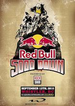 Red Bull 5000 Down - September 11-12th, 2010