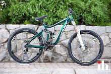 2011 Giant Faith: Video Bike Check