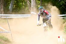 UCI  World Championships Mont Saint Anne - DH Practice