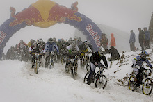 Red Bull 5000 Down - Video!