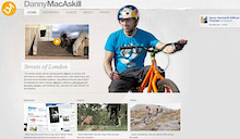 Danny MacAskill launches new website & digdeep video 'Streets of London'