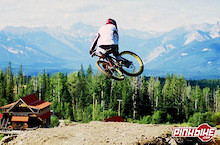 This is the last biking weekend at Kicking Horse for the Season!!