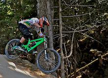Chris Del Bosco on Cove Bikes