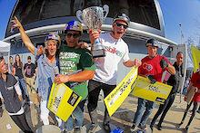 Sam Pilgrim Wins the 2011 Vienna Air King!