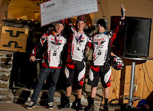 Neko Mulally wins 2011 Highland Pro GRT!