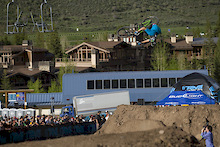 Mike Montgomery wins Teva Games Slopestyle!