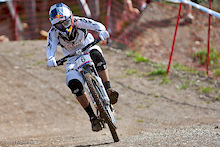 Leogang World Cup 2011 - DH in photos