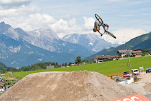 26 Trix gets going today in Leogang