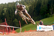 Troy Brosnan wins the iXS European Downhill Cup in Leogang