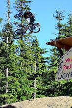 Sam Dueck Redbull Joyride