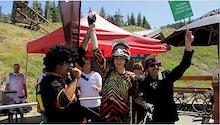 Whistler Bike Park's 1 Millionth Rider