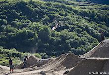 Kurt Sorge leading up to 2011 Chatel Mountain Style