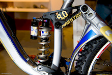 Giant Maestro Suspension Technology