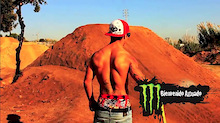 Monster Energy signs Bienve Aguado