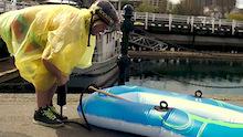 Jordie Lunn, Human Tugboat