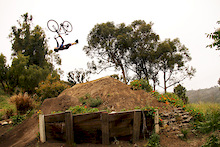 Mike Montgomery Road Bike Backflip - Behind the Scenes