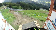 CONTOUR Pre-race Course Preview from Troy Brosnan at Leogang, Austria IXS Cup