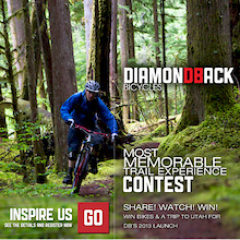Diamondback Contest Winner