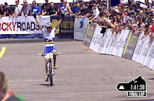 Mont Saint Anne XC Results - UCI World Cup 2012
