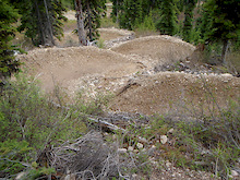 Kicking Horse Bike Park - Trail Crew Update #2 - 2012