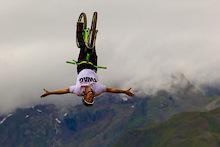 Crankworx Les 2 Alpes 2012 - Teva Best Trick