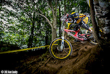 Tuf Rack Ontario Cup DH3 at Blue Mountain - Report