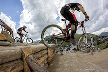 Video: Hutchinson United Ride at Crankworx Europe