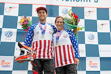 US Gravity Nationals 2012 - Buhl and Mulally win Slalom