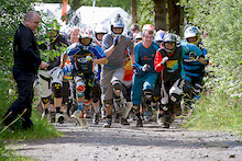 The Hope Fort William Downhill Endurance Race