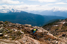 Top of the World: Whistler Bike Park 5k Descent