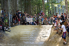 Results: Fox Air DH - Crankworx Whistler 2013