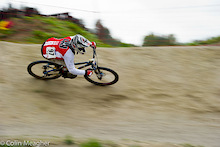 Leogang 4X Qualifying - UCI World Championships 2012