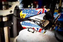 Video: CRC Leogang World Champs - Pits Bike Check