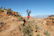 The Five Gnarliest Crashes at Red Bull Rampage