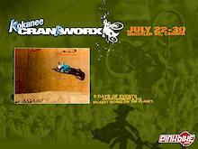 Kokanee Crankworx Announces Open format for Boneyard Slopestyle