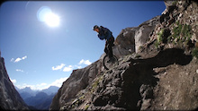 Video: Extreme Mountain Unicycling