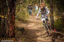 Kona Factory Team Australia at Mt. Taylor - VDHS Round 1