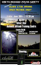 Movie night at Silver Star Resort - June 30th 2006