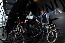 Thomas Genon and Anton Thelander Team up With Canyon