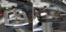 First Look: VP Components Prototype Pedals - Sea Otter 2013