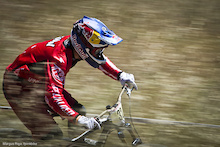 DH Finals - With Margus Riga - Sea Otter 2013