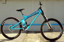 Seen at Sea Otter 2013 - Zerode G2 Gearbox Bike