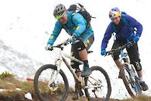Video: Danny MacAskill and Hans Rey Ride Livigno