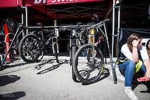 DT Swiss Carbon Rim Prototype and 20mm Spline One Wheels?