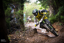 Enduro World Series Round One: Punta Ala, Jerome Clementz's Race